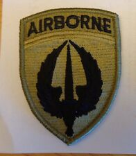 ARMY SHOULDER PATCH,SSI,.SPECIAL OPERATIONS AVIATION COMMAND,SCORPION,MULTICAM