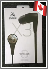 Jaybird X3 Wireless In-Ear Bluetooth Headphones, Blackout (NIB, factory sealed)