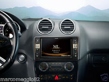 Alpine X800D-ML - Navigatore gps Mercedes-Benz ML (W164) & GL (X164)