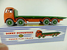 Dinky Foden 902 Flat back lorry