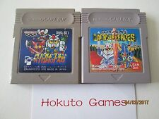 Nintendo Gameboy Game Super Robot Wars Taisen and Lacroan Heroes (Japan Import)