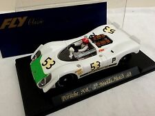 FLY 1/32 Slot Car -  C14 Porsche 908 Brands Hatch #53     BOXED