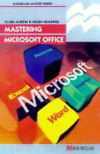 Mastering Microsoft Office by Clare Martin, Helen Holding (Paperback, 1998)