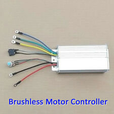 1PCS DC12V-24V 360W-700W Brushless Motor Controller For Electric Bicycle Scooter