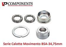 3020 Serie Calotte Movimento Centrale BSA-34,75mm per bici 26-28 Fixed Scatto Fi