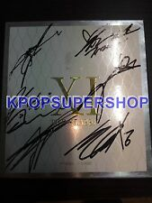 Shinhwa Vol 11  THE CLASSIC Thanks Edition Normal AUTOGRAPHED SIGNED CD Rare