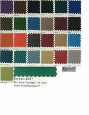 7' Simonis 860 Simonis Pool Table Cloth Felt Free CHALK
