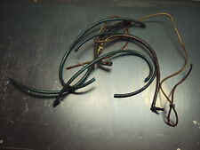 1980 80 SKI DOO CITATION 377 ROTAX SNOWMOBILE FUEL LINES LINE HOSES HOSE OIL