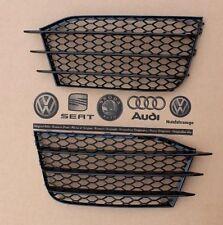 Audi TTRS original grille bumper grill front glitter mesh for Audi TT RS