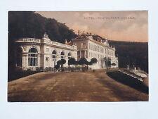 Ansichtskarte Wien, Hotel - Restaurant Cobenzl, color 1913 gelaufen