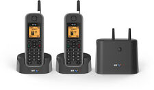 BT Elements 1K DECT TWIN PACK Rugged TAM Cordless Phone Waterproof Dustproof