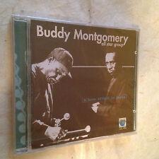 BUDDY MONTGOMERY ALL STAR GROUP CD A LOVE AFFAIR IN PARIS BG 2116 2002 JAZZ