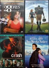 Sandra Bullock DVD Collection 4 Movies