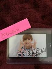 GOT7 Laugh X3 BamBam Photo Card Will Include Top Loader Plastic Sleeve KPOP