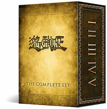 YU-GI-OH COMPLETE SERIES SEASONS 1 2 3 4 & 5 BRAND NEW SEALED DVD BOXSET