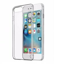 FUNDA PARA IPHONE 7 PLUS 5.5 CARCASA RIGIDA TRANSPARENTE DURA FINA CASE CRISTAL