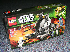 STAR WARS LEGO 75015 CORPORATE ALLIANCE TANK DROID BRAND NEW JANGO FETT