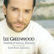 "Lee Greenwood: Inspirational Songs (Featuring ""God Bless The USA"")  Audio CD"