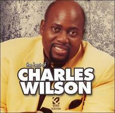 Charles Wilson Best Of - New factory Sealed CD