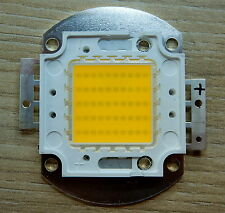 50W Watt  LED Chip  45*45 mil, warmweiss, 5500 Lm,3000K,ww, COB,Fluter, Aquarium