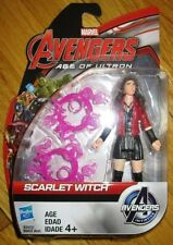 "SCARLET WITCH FIGURE 3.75"" Avengers Age of Ultron Marvel All Star Universe 2015"