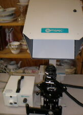 OPTISPEC ME5900 OPTICAL INSPECTION PROJECTOR/COMPARATOR WITH LIGHT SOURCE