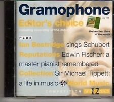 (CR662) Gramophone Editor's Choice July 1998 CD