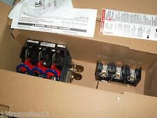 NEW SQUARE D 9422TCF30 30-Amp SAFETY DISCONNECT SWITCH 30A 600V  *** NEW IN BOX