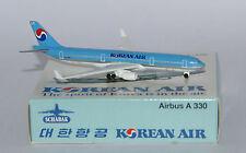 Schabak Airbus a330-323x Korean Air en 1:600 Escala