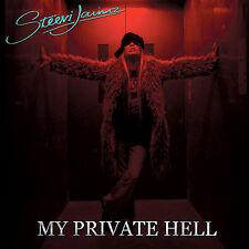 "Steevi Jaimz ""My Private Hell"" Rare CD +Bonus Trax Ex Tigertailz singer Hairband"
