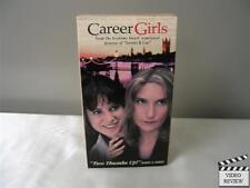 Career Girls (VHS, 1998) Katrin Cartlidge Lynda Steadman Mark Benton Kate Byers