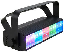 American DJ PIXEL PULSE BAR 5 Zone Tri LED Effect Light/Strobe/Wash Light Combo