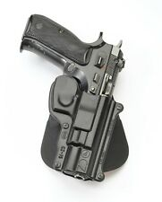 Fobus Paddle Holster CZ-75 Fits to: CZ75, 75B, 75BD, 85, cadet 22 Right Hand