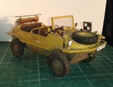 Modelik 26/04 -  Kfz 69 Schwimmwagen    1:mit Lasercutteilen