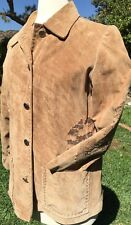 Chico's Design Women's Leather Jacket size 1
