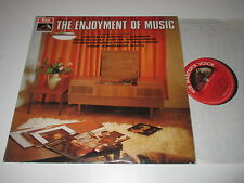 LP/THE ENJOYMENT OF MUSIC/SCHWARZKOPF/BAKER/BOULT/HMV SEOM 1 uk