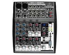 Behringer 1002 FX Premium 10-Input 2-Bus Mixer With Xenyx Mic Preamps--