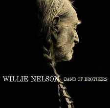 WILLIE NELSON - BAND OF BROTHERS  CD NEU