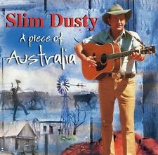 SLIM DUSTY A Piece Of Australia CD NEW Waltzing Matilda Pub With No Beer Duncan