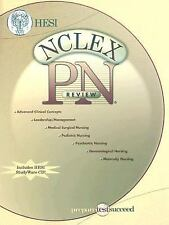 NCLEX-PN Review Book (Paperback) HESI