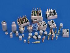 Verlinden 1/35 SuperValue Bottles, Crates, Cans, Milk Churns and Buckets 1643