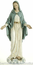 "23.5"" OUR LADY OF GRACE Blessed Virgin Mary Garden Statue Josephs Studio 41245"