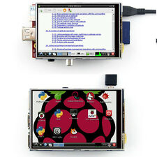 "3.5"" TFT LCD Module Touch Screen Display Monitor For Raspberry Pi B+ B  A+ Board"