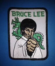Vintage 1970's Kung Fu Jeet Kun Do Martial Arts Jacket Patch Crest 311