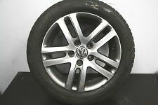 "1 x Genuine Original Volkswagen Golf / Touran 16"" Atlanta Spare wheel & tyre"