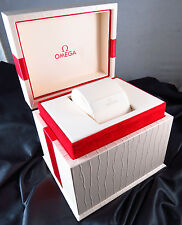 GENUINE NEW STYLE OMEGA SEAMASTER GIFT MEN WATCH  BOX FREE SHIPPING