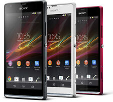 Black Original Sony XPERIA SP C5303/M35H 8GB unlocked Android Smartphone,8MP