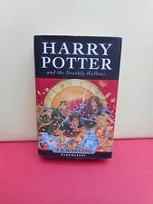 J.K.Rowling : HARRY POTTER n°7 - Harry Potter and the Deatbly Hallows