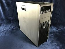 HP Z620 INTEL XEON E5-2687W V2 8-CORE 3.40GHZ 32GB DDR3 RAM WORKSTATION £1150 EX