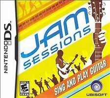 Jam Sessions NINTENDO DS video game cartridge * Rhythm Music